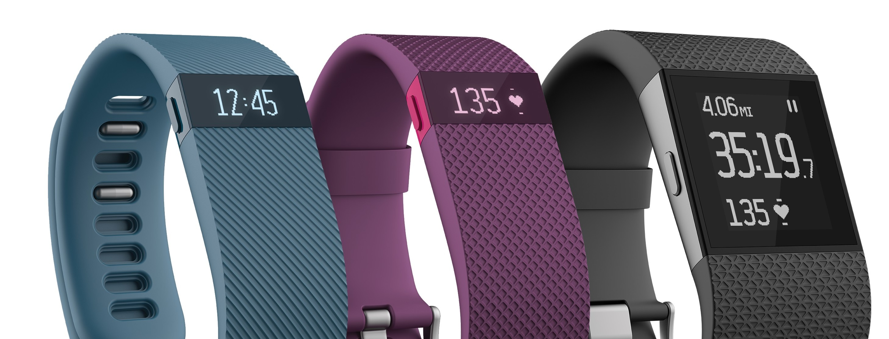 fitbit screen