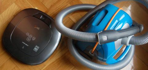 17 cosas que reconcomen de envidia a tu viejo aspirador frente a los robots aspiradores de hoy en día