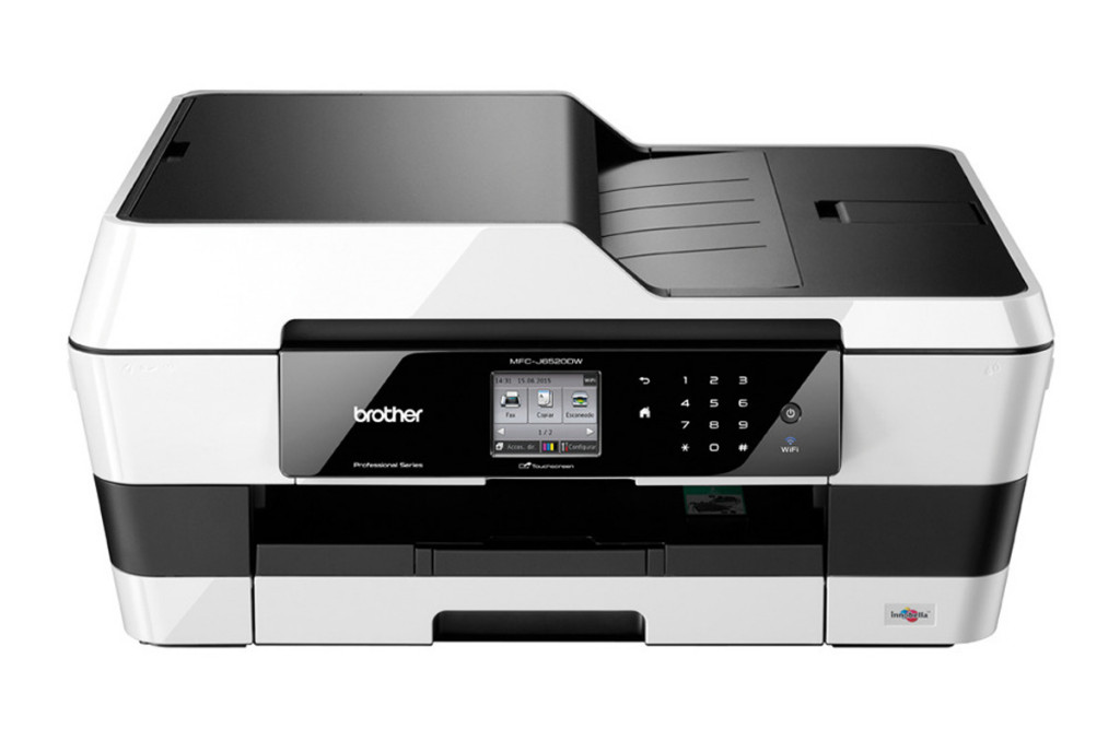 Multifunción Tinta Brother MFC-J6520DW A3, Fax y Wi-Fi