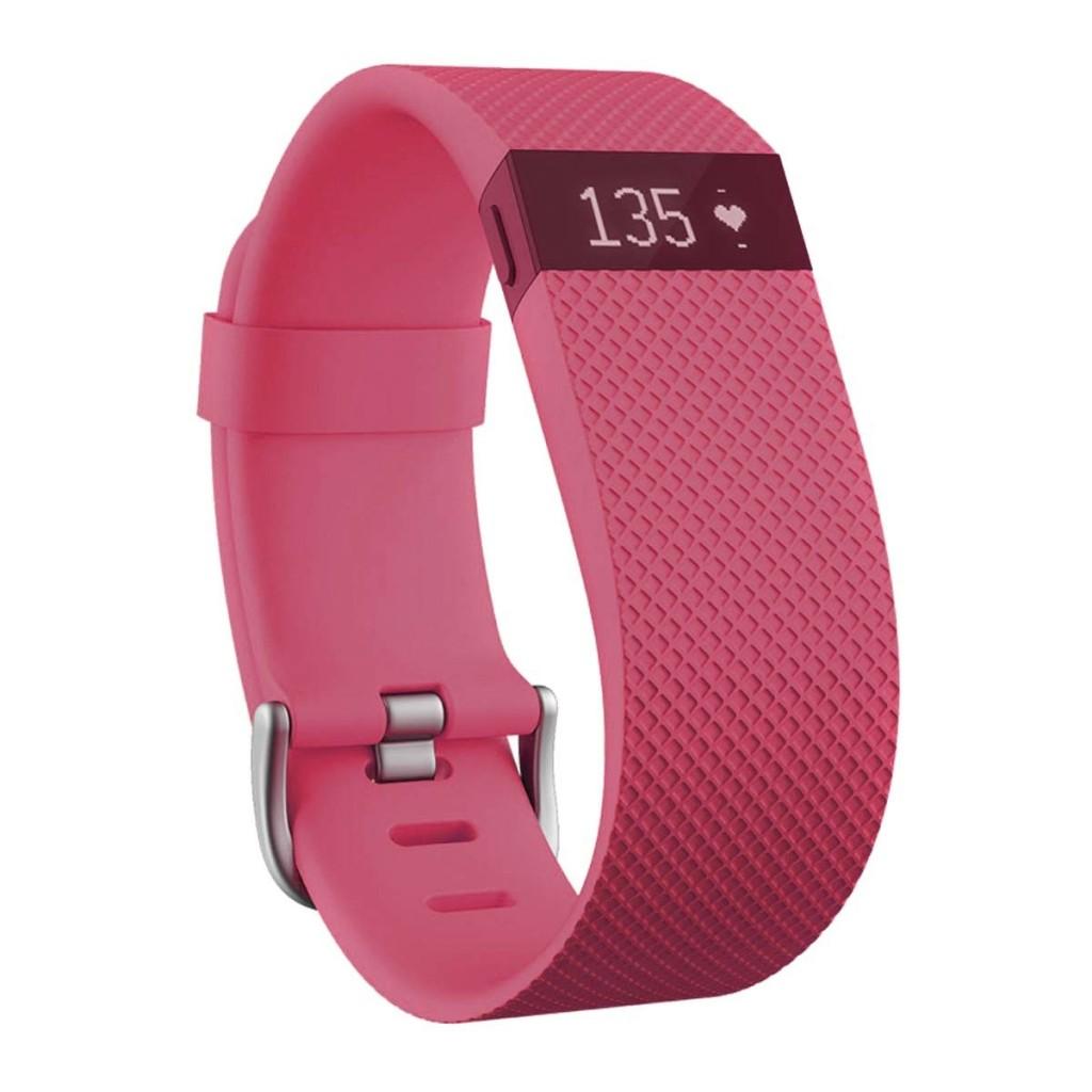 Pulsera de actividad y ritmo cardíaco Fitbit Charge HR