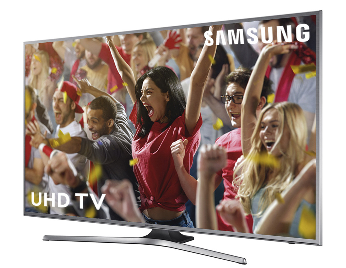 TV LED 5 Samsung UE55JU6800 UHD