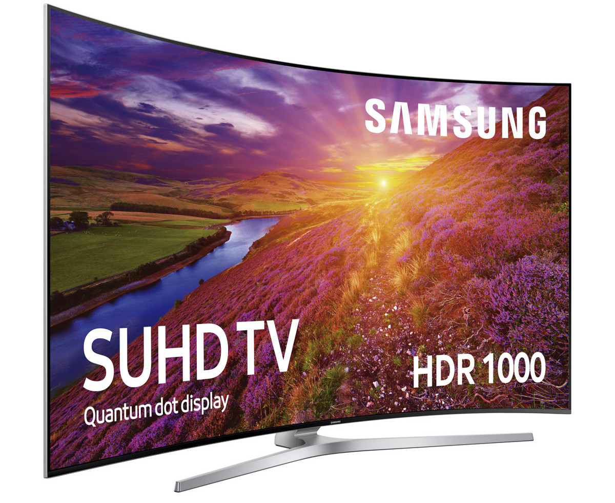 TV LED Curvo SUHD 65 Samsung UE65KS9500 4K