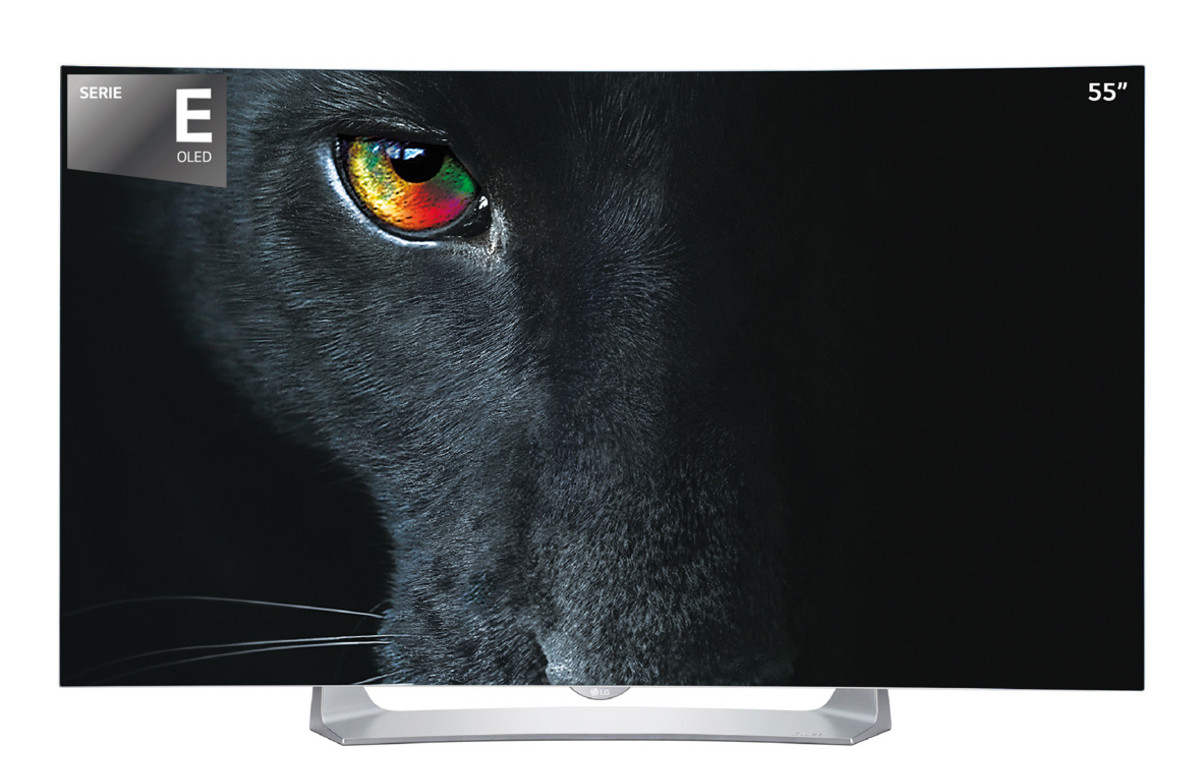 TV OLED curvo 55'' LG 55EG910V Full HD, Wi-Fi, Smart TV y Cinema 3D