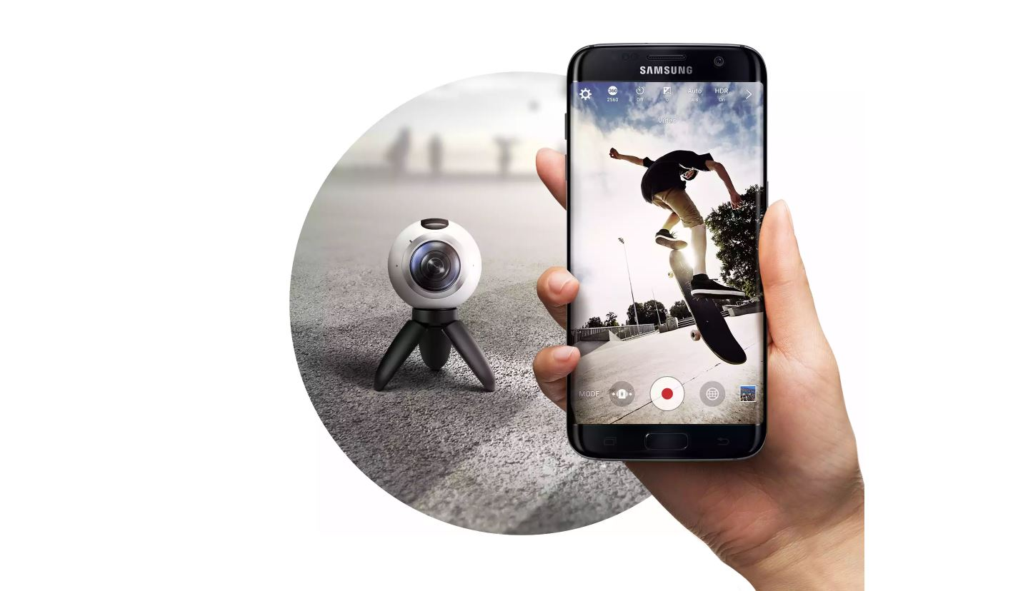 app gear 360