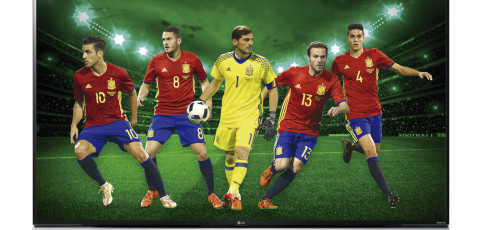 Los nueve mejores televisores (y algunas buenas ofertas) para disfrutar de la Eurocopa 2016
