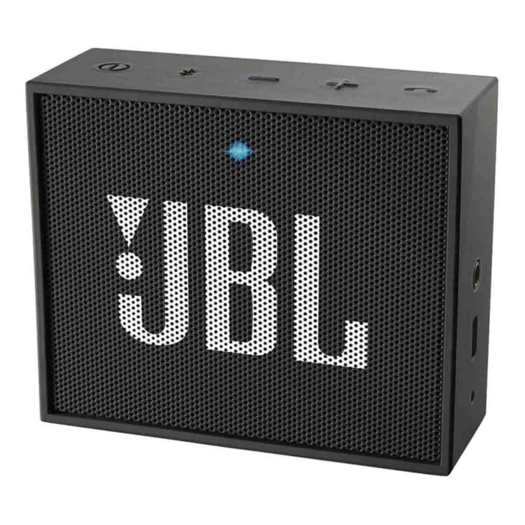 Altavoz portátil JBL GO con Bluetooth