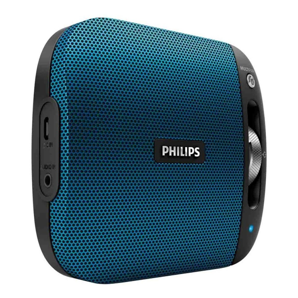 Altavoz portátil Philips BT2600A con Bluetooth para iPod