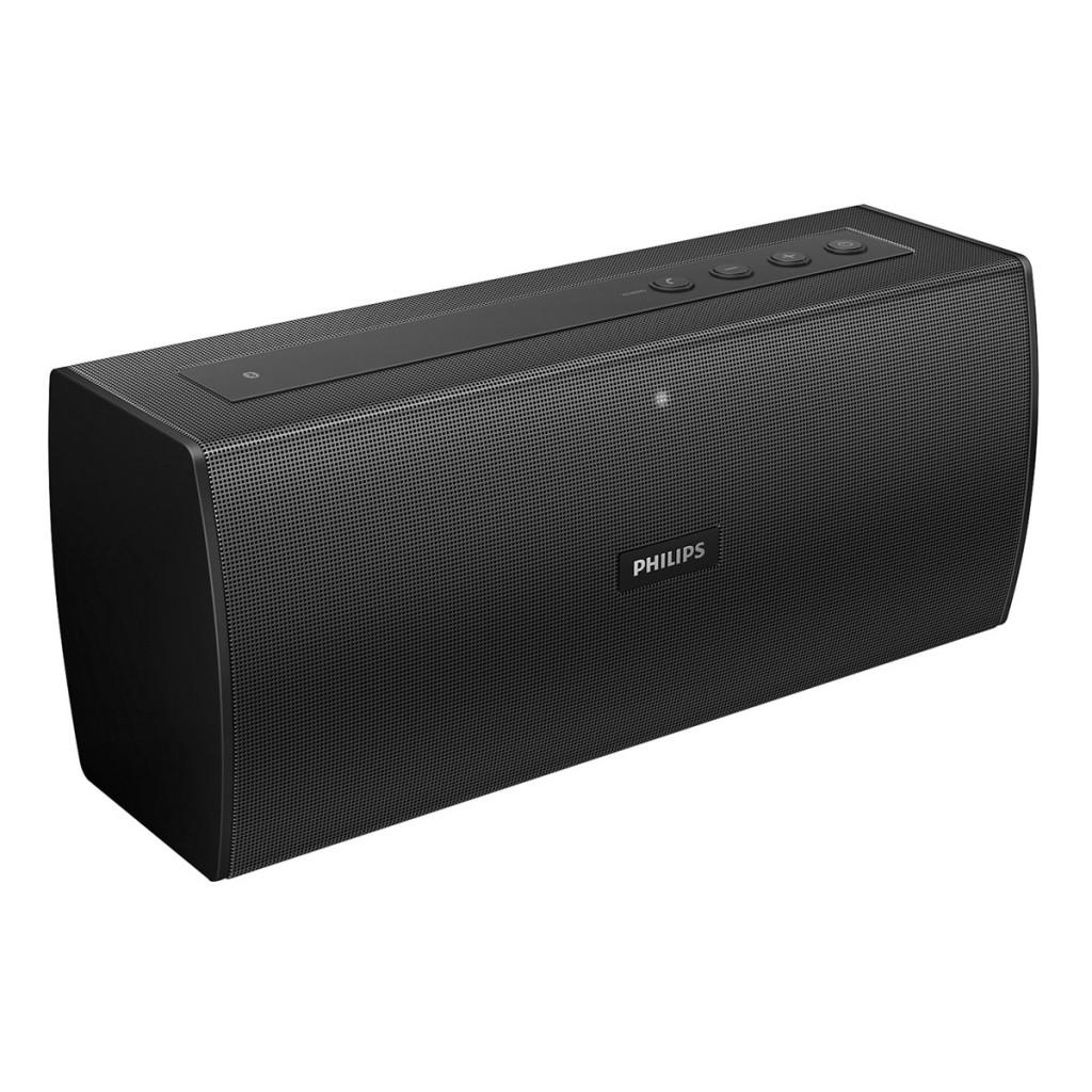 Altavoz portátil Philips BT3000B12 con Bluetooth para iPo