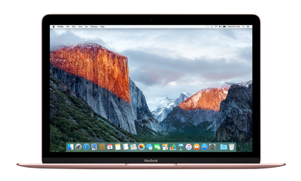 Apple MacBook pantalla Retina 12'' MMGL2YA Intel Core M3 Oro rosa
