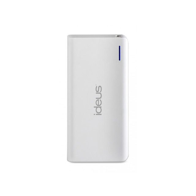 Batería externa Ideus PB16000 con USB Dualmicro USB blanco