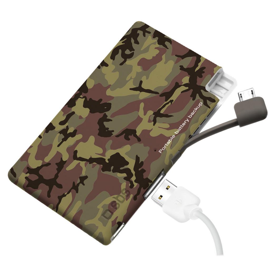 Batería externa SBS TEBB2200XSCAM para smartphones con USB