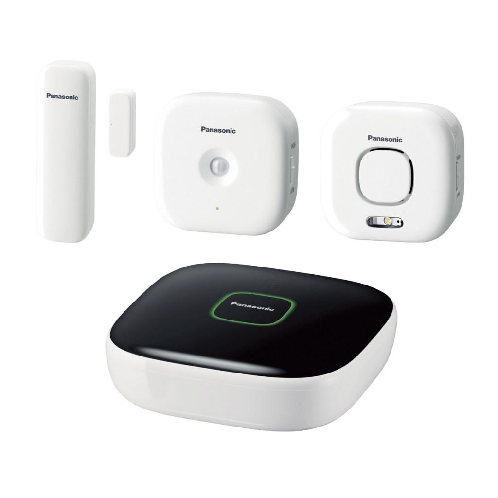 Kit plus de Seguridad doméstica Panasonic KX-HN6011SPW