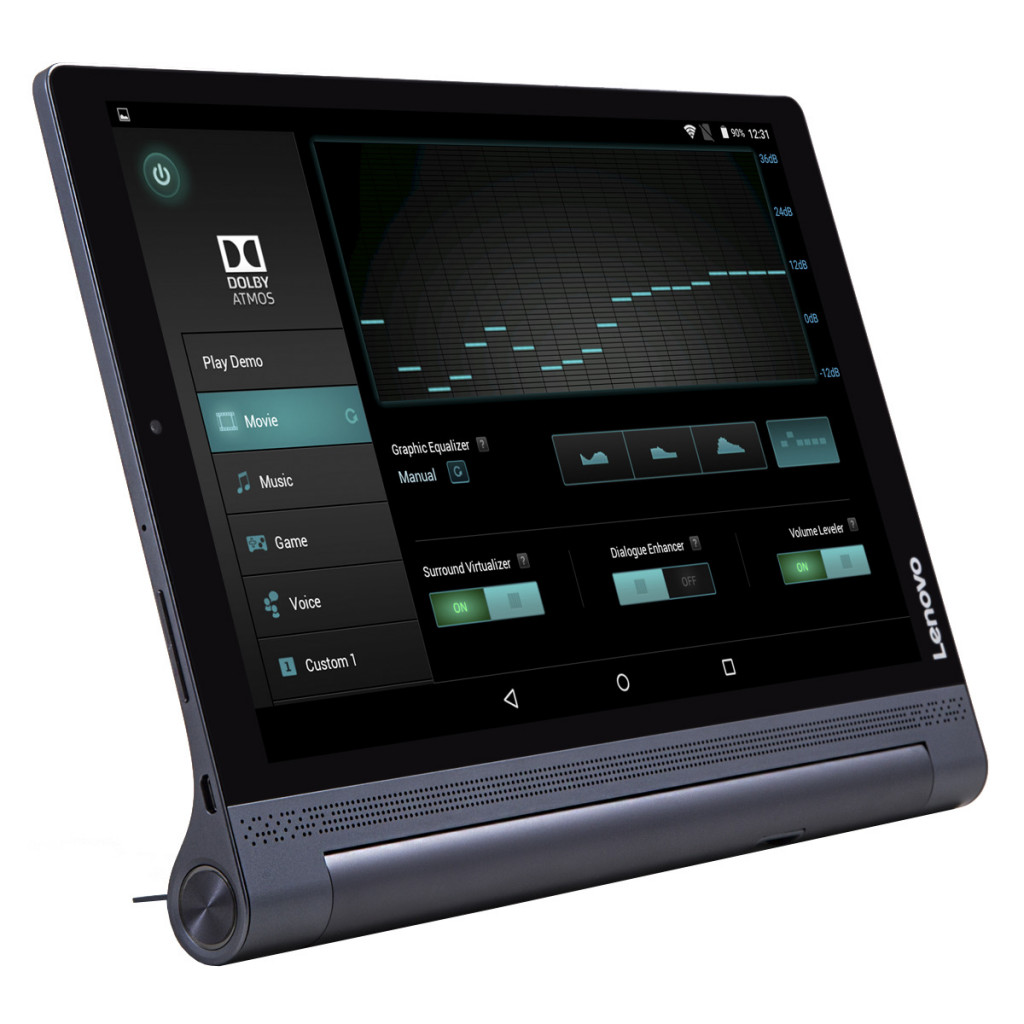 Tablet Lenovo Yoga 3 PRO 10,1'' Wi-Fi 32 GB