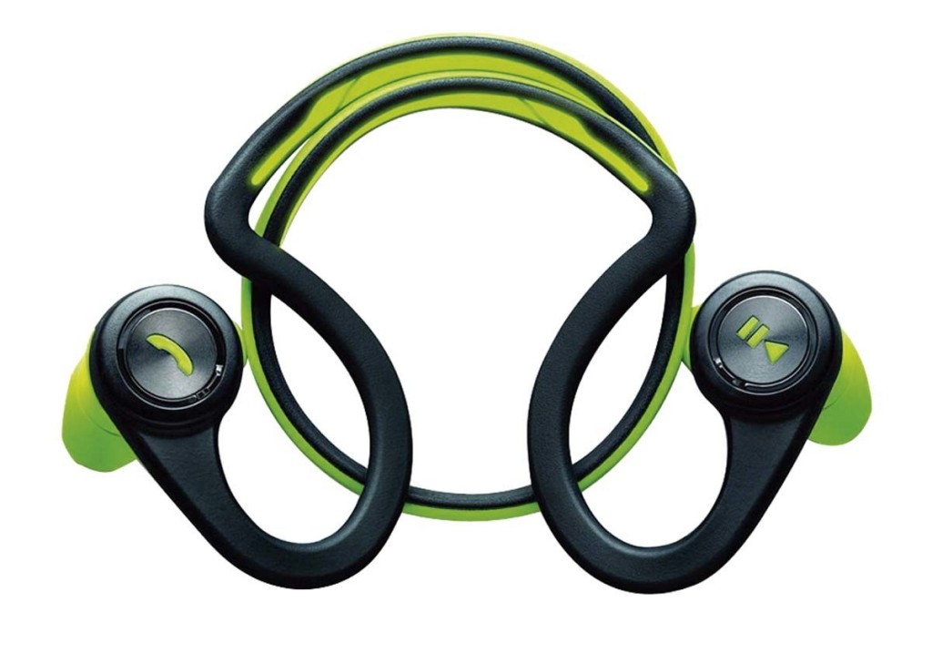 Auriculares deportivos Plantronics Backbeat Fit con Bluetooth