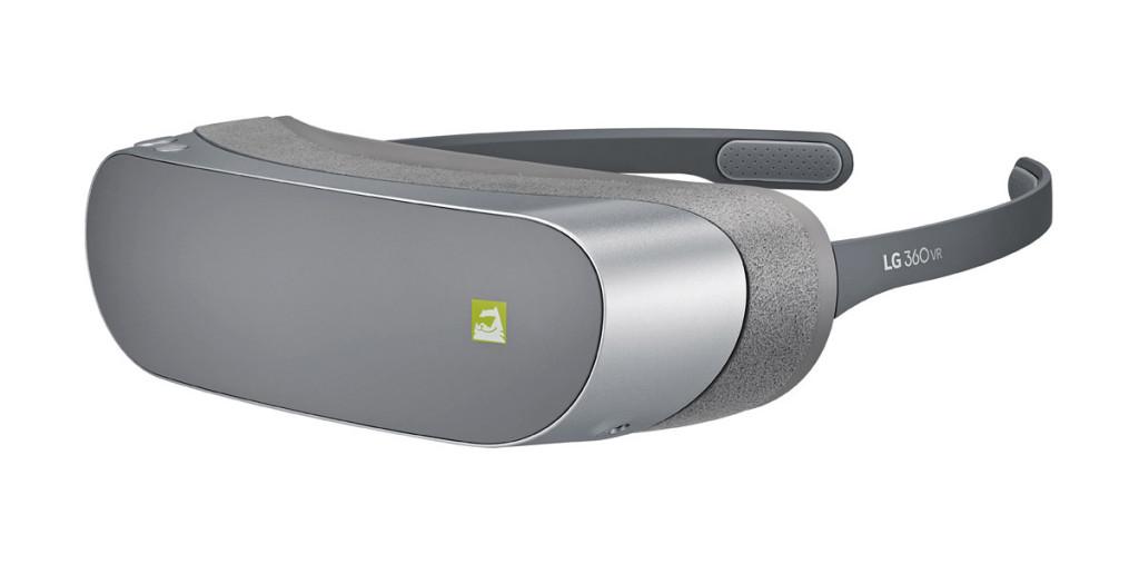Gafas LG 360 VR para LG G5
