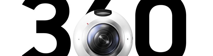 Guía para comprar una cámara 360º