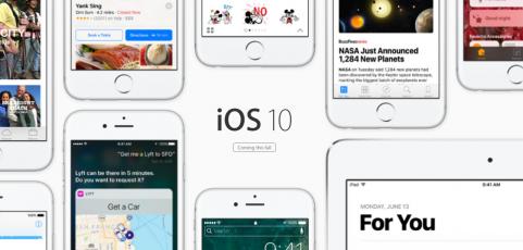 ¿Qué va a cambiar en tu iPhone al instalar iOS 10?