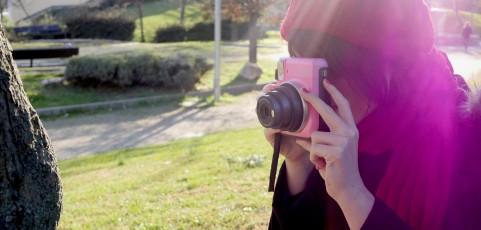Adiós móvil, hola fotografía instantánea: así es como me enamoré de la Instax Mini