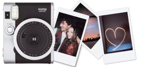 Fuji Instax o el retorno de la fotografía romántica