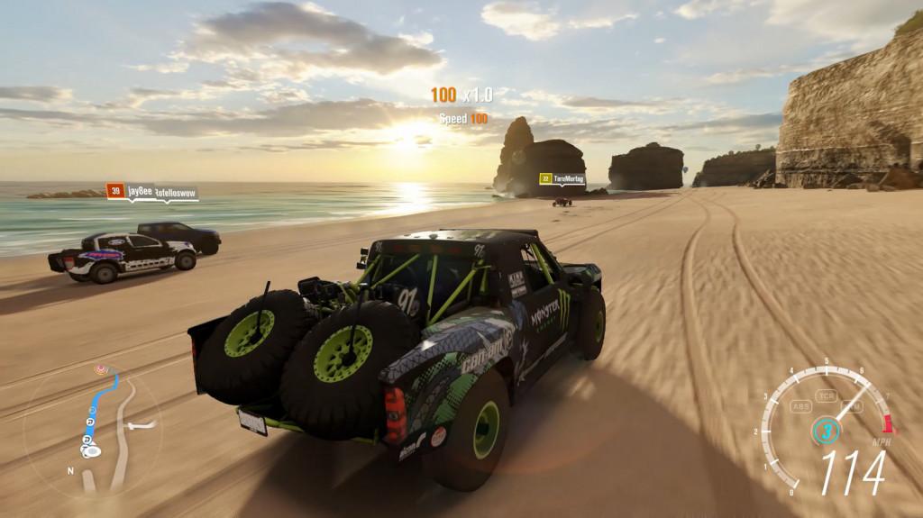 Forza III