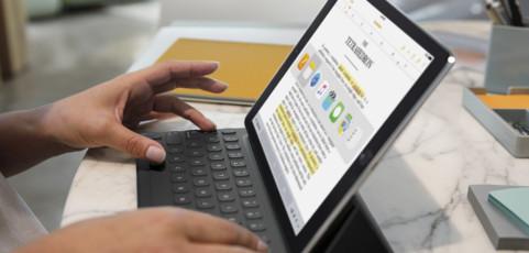 19 apps de iPad Pro que te harán olvidar tu PC para siempre