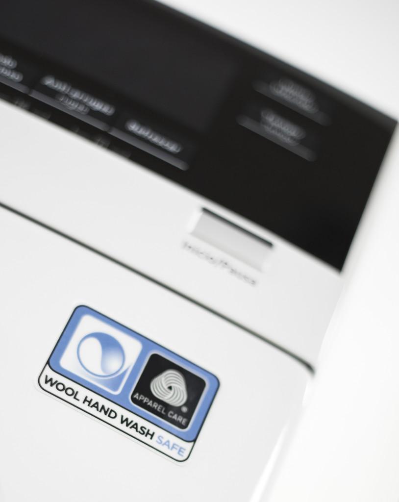 certificado lavado a mano