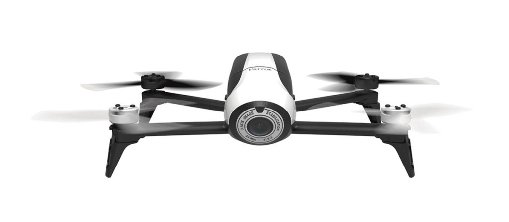 Parrot Bebot Drone White