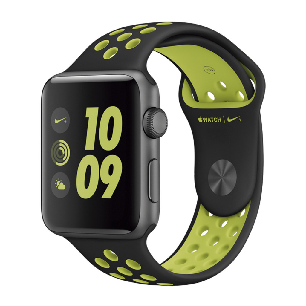 Apple Watch Nike Plus caja de 42 mm