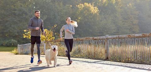 Nunca es tarde para empezar a correr: esta tecnología te va ayudar