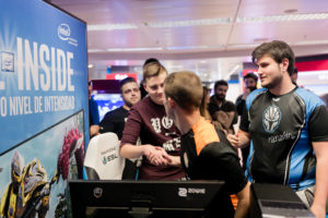Así fue el Evento Gaming con ESL