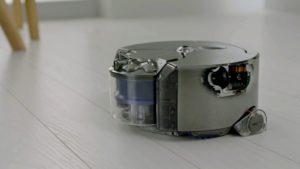 dyson 360 eye motor