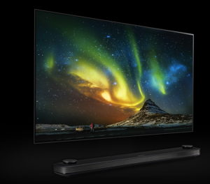 Las cinco claves que harán que te enamores del televisor LG SIGNATURE OLED TV W