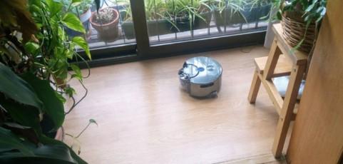 48 horas con el robot aspirador Dyson 360 Eye