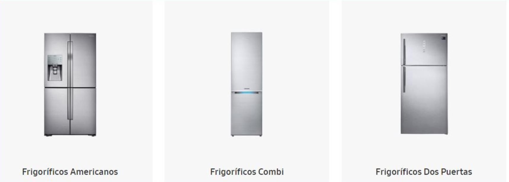 Promoci n llenamos tu nevera te interesa si tienes que renovar frigor fico - Frigorificos de dos puertas ...