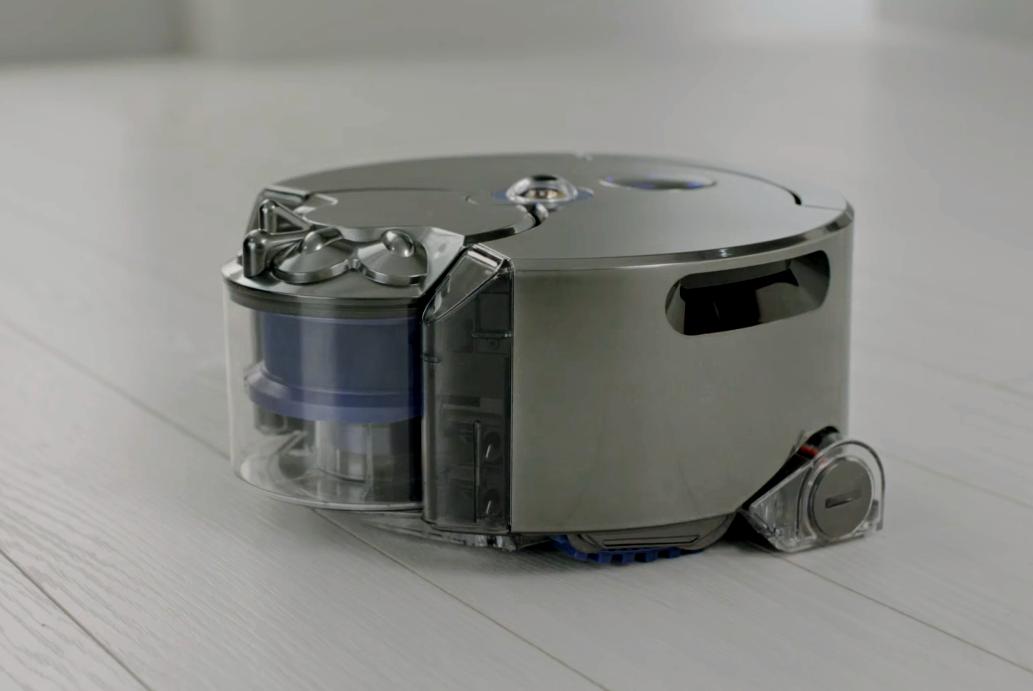 Por qu todav a vemos pocos robots aspiradores en las - Aspiradoras dyson en el corte ingles ...