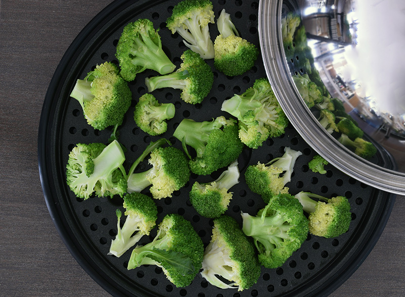 No s lo para calentar la leche nueve formas diferentes de for Maneras de cocinar brocoli
