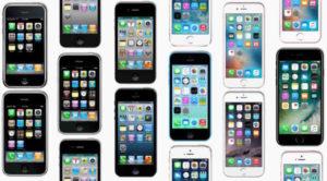 iphone generaciones