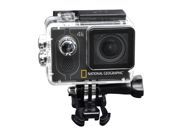 national geographic camara de accion 4k