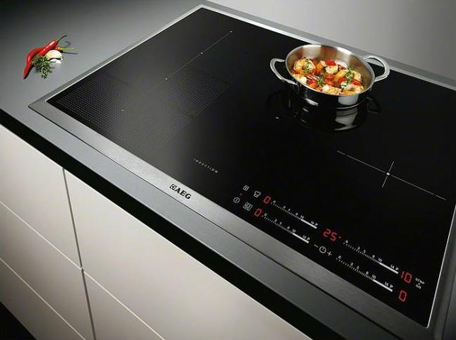 La cocina por inducci n da un paso m s conoce la tecnolog a flexibridge tecnolog a de t a t - El corte ingles induccion ...
