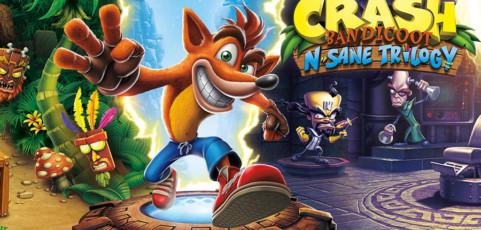 Los siete niveles clave por los que merece la pena jugar a la remasterización de Crash Bandicoot