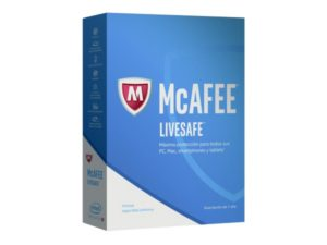 mcafee livesafe