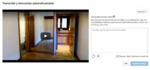 transcribir video youtube