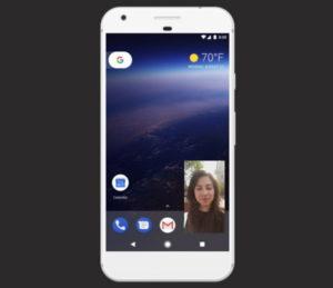 android 8.0 oreo videoconferencia
