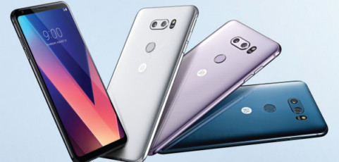 LG V30: máximo rendimiento y sonido de altísima calidad para conquistar la gama alta