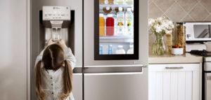 despensa frigorífico historia frío