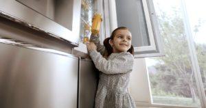 frigorífico elegante y cool