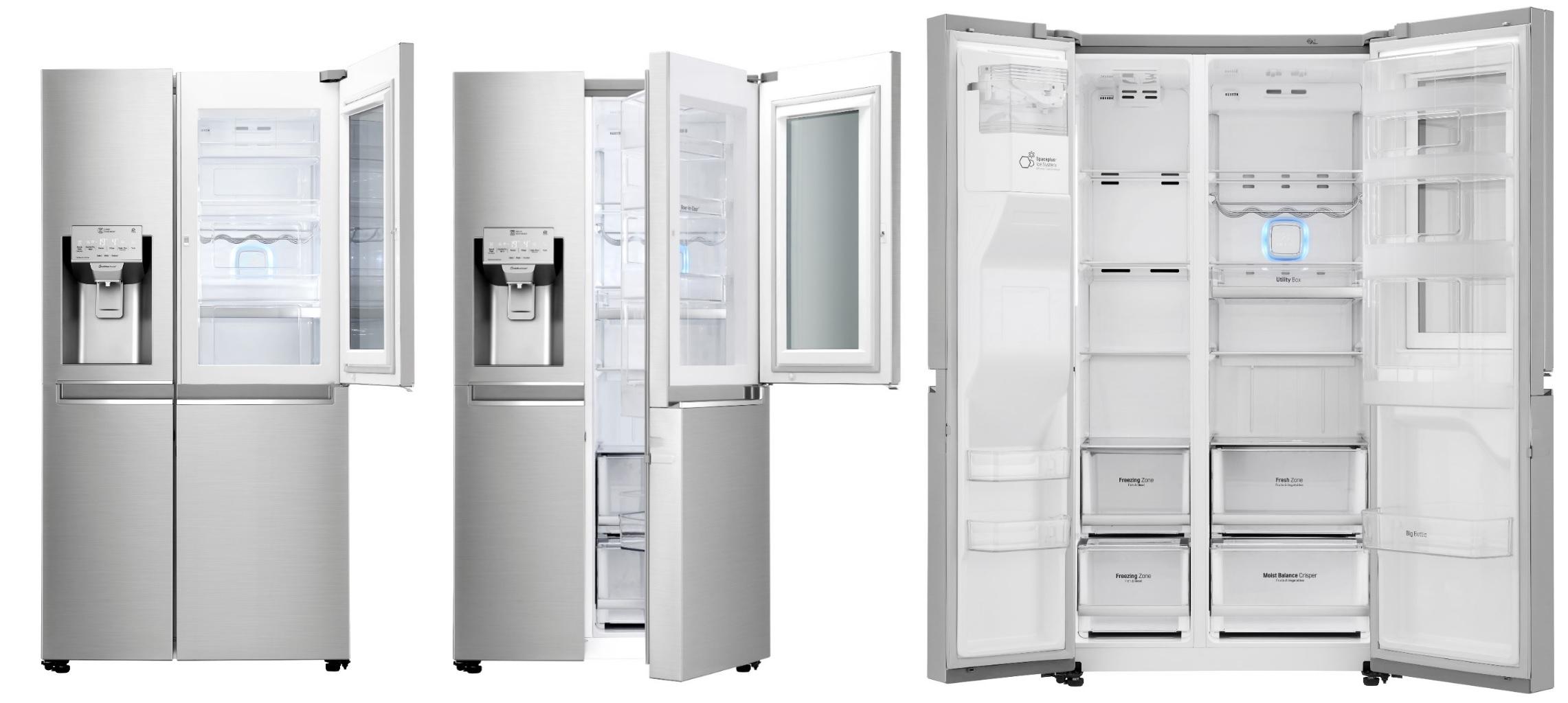 frigorífico LG instaview door in door