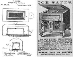 patente refrigerador