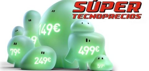 Los SúperTecnoprecios se superan con nuevas ofertas y se adelantan al Black Friday