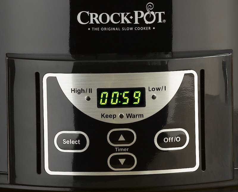 temporizador Crock-Pot